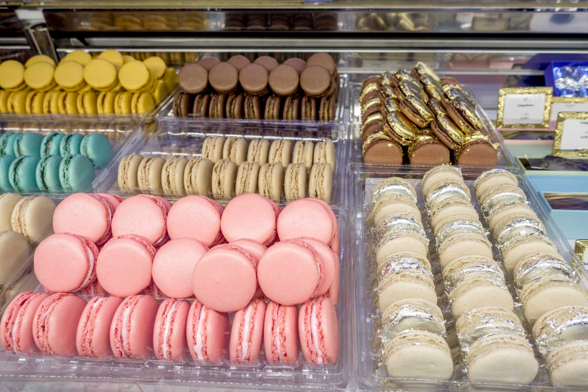 Try a macaron at Laduree -- it's one of the fun Luxembourg things to do