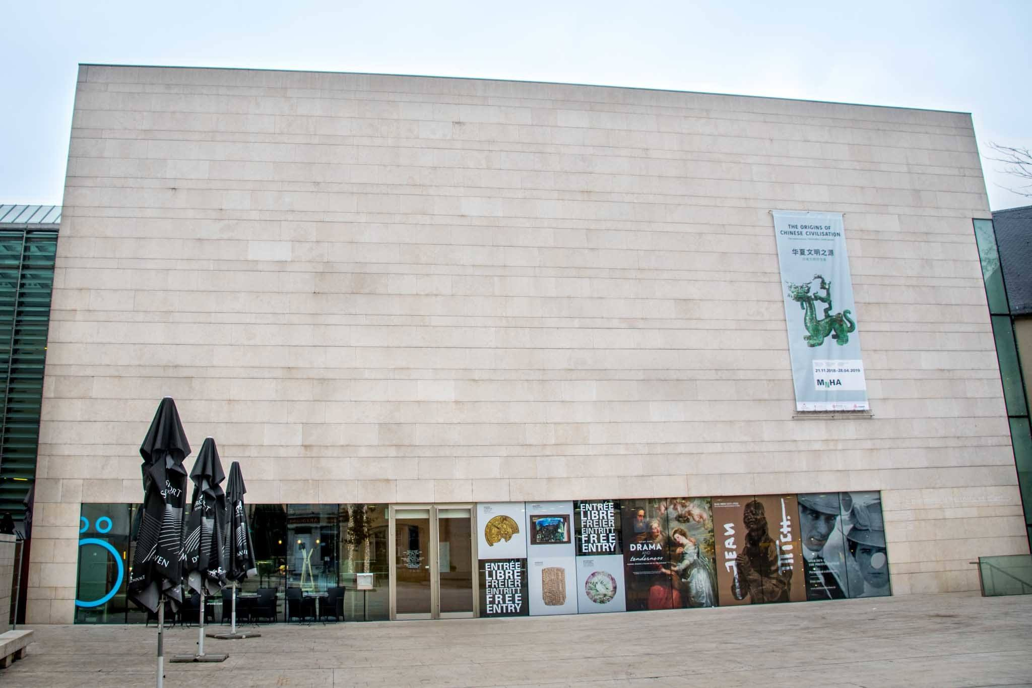 Visiting the Luxembourg National Museum of History and Art is what to do in Luxembourg City