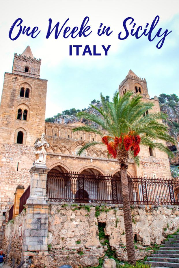 Summering in Sicily–Where to Go on a One-Week Road Trip
