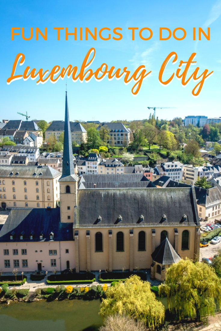 There are plenty of fun things to do in Luxembourg City from visiting museums and wineries to just taking in the beauty of this historic city. #luxembourg #travel #europe