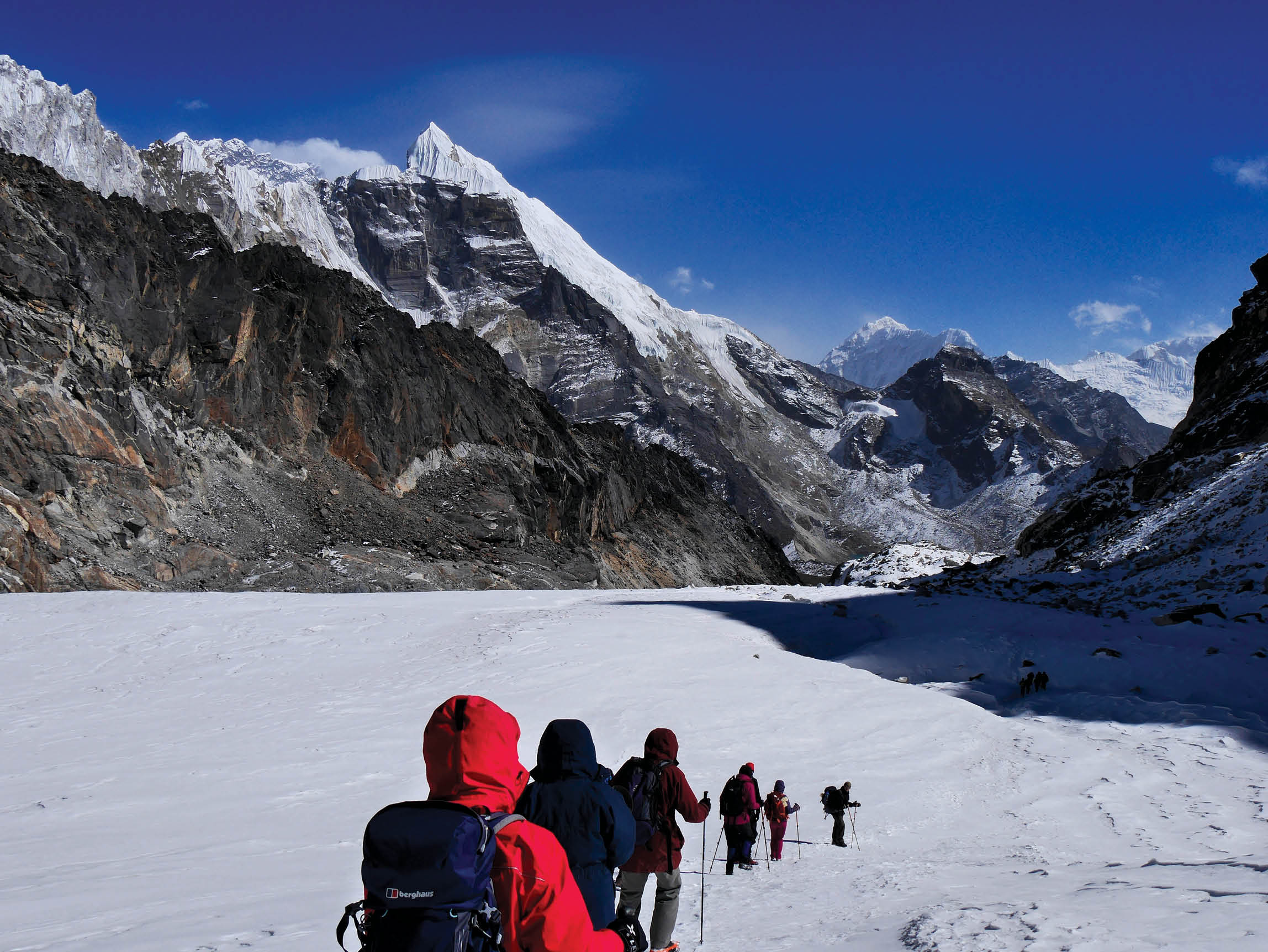 Trekking in Nepal: One of the highlight of anyone's time in Nepal is hiking in the Himalayas Mountains. And trekking Nepal with a sherpa makes everything easier!