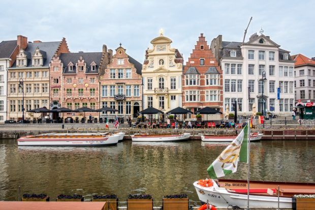 If you're considering Gent vs Brugge in Belgium, they both offer chances for canal cruises