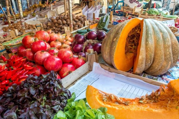 With fresh produce, Sicilian street food, and even housewares, Palermo markets are an important part of life in Sicily