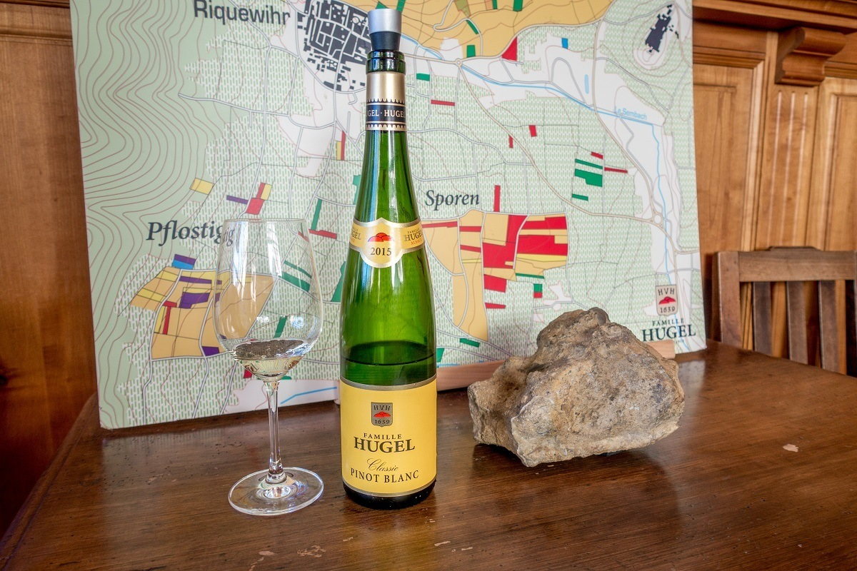 Family-run winery Hugel has made some of the best Alsace wines for over 300 years