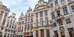 If you're wondering where to stay in Brussels center city, consider staying near beautiful Grand Place