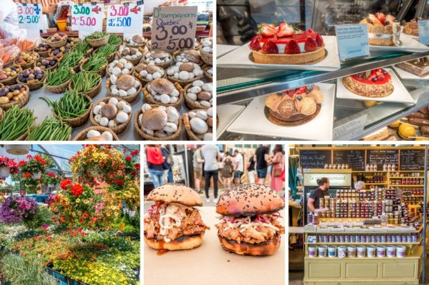 The city markets are some of the top Montreal points of interest