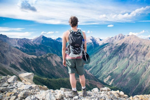 I love hiking and trekking.  The difference between hiking and trekking is duration and intensity.