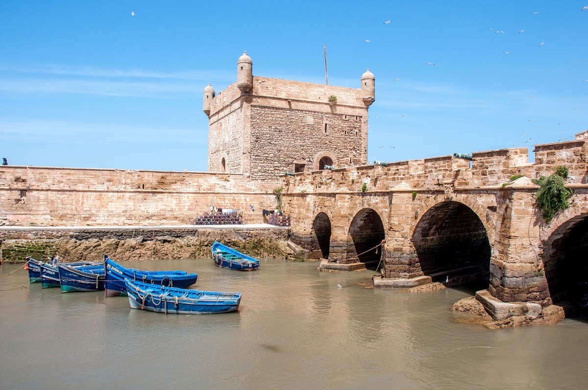 Essaouira is one of the lesser known Morocco tourist destinations