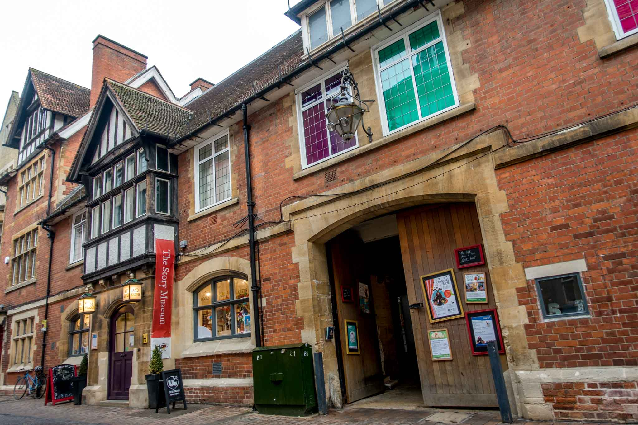 Wondering what to do in Oxford? Head to The Story Museum for a fun, unique experience