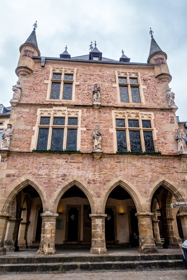 At 600 years old, the Denzelt in Echternach is one of the oldest Luxembourg destinations