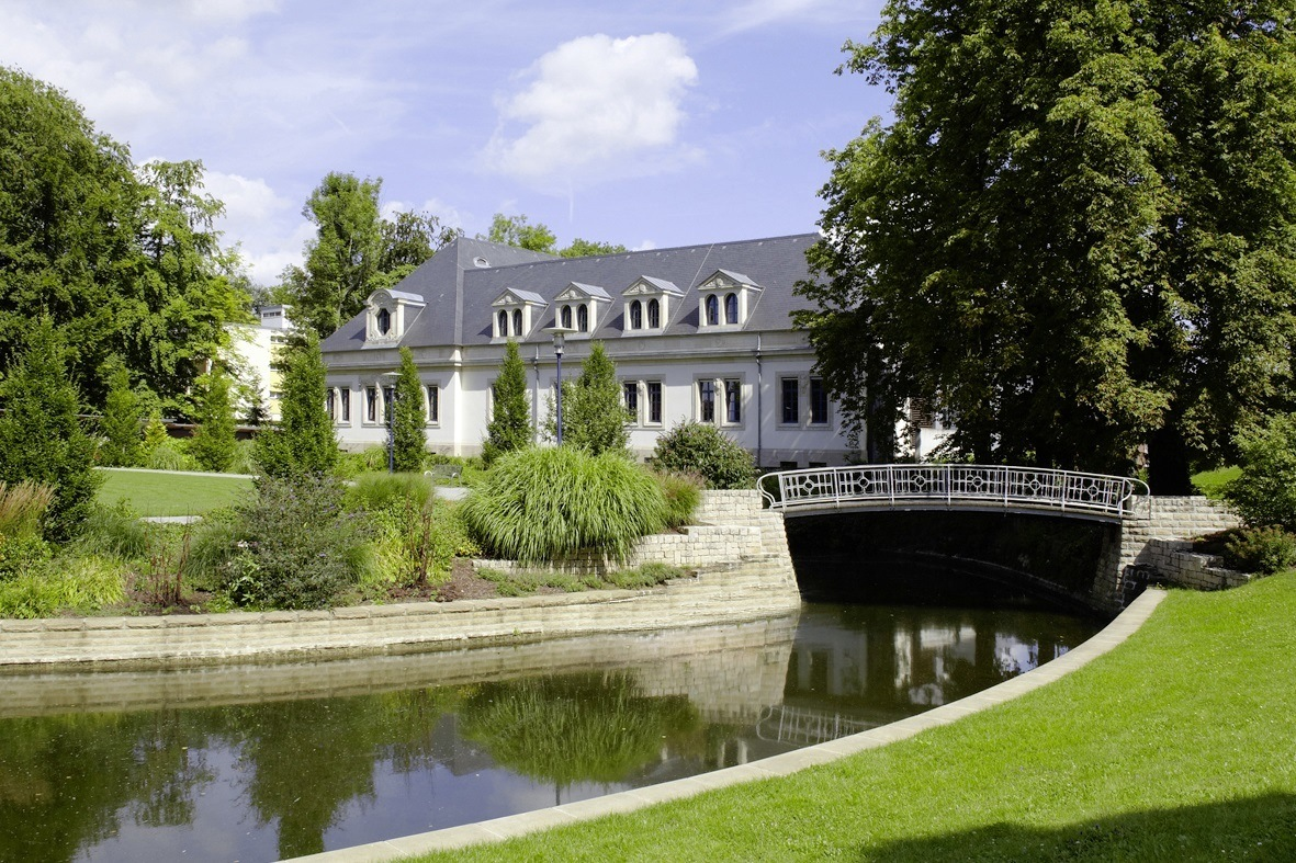 Mondorf Domaine Thermal is one of the top Luxembourg tourist spots