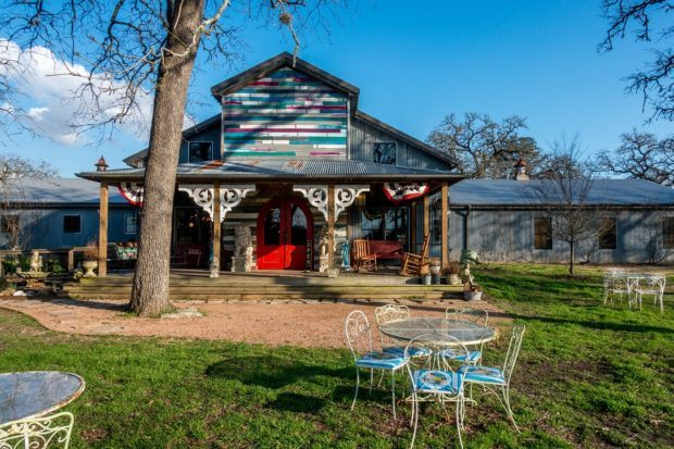 Junk Gypsy in Round Top is one of the popular weekend trips in Texas for antique lovers and shoppers