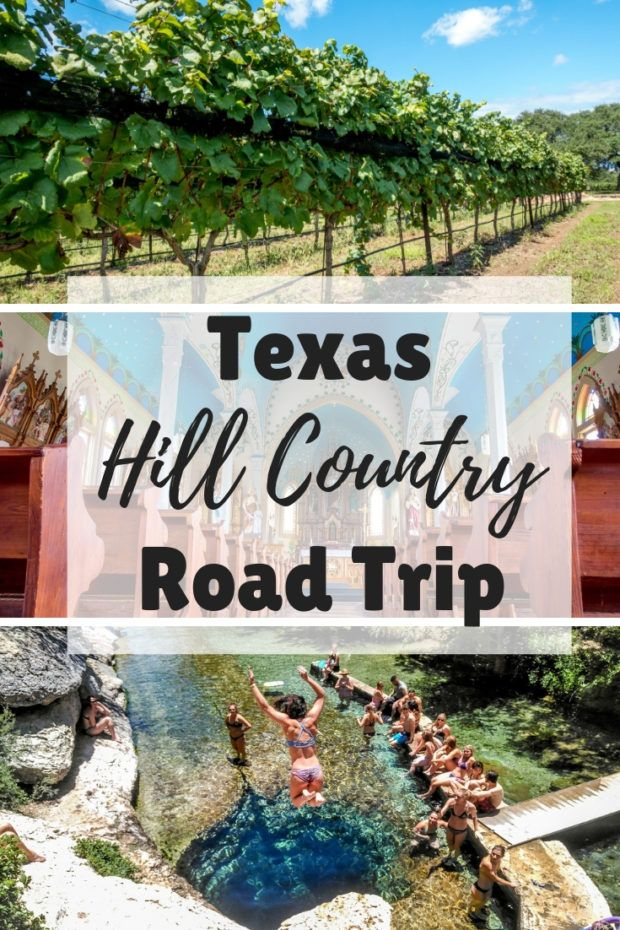 Beyond the Big Cities: A Central Texas Road Trip