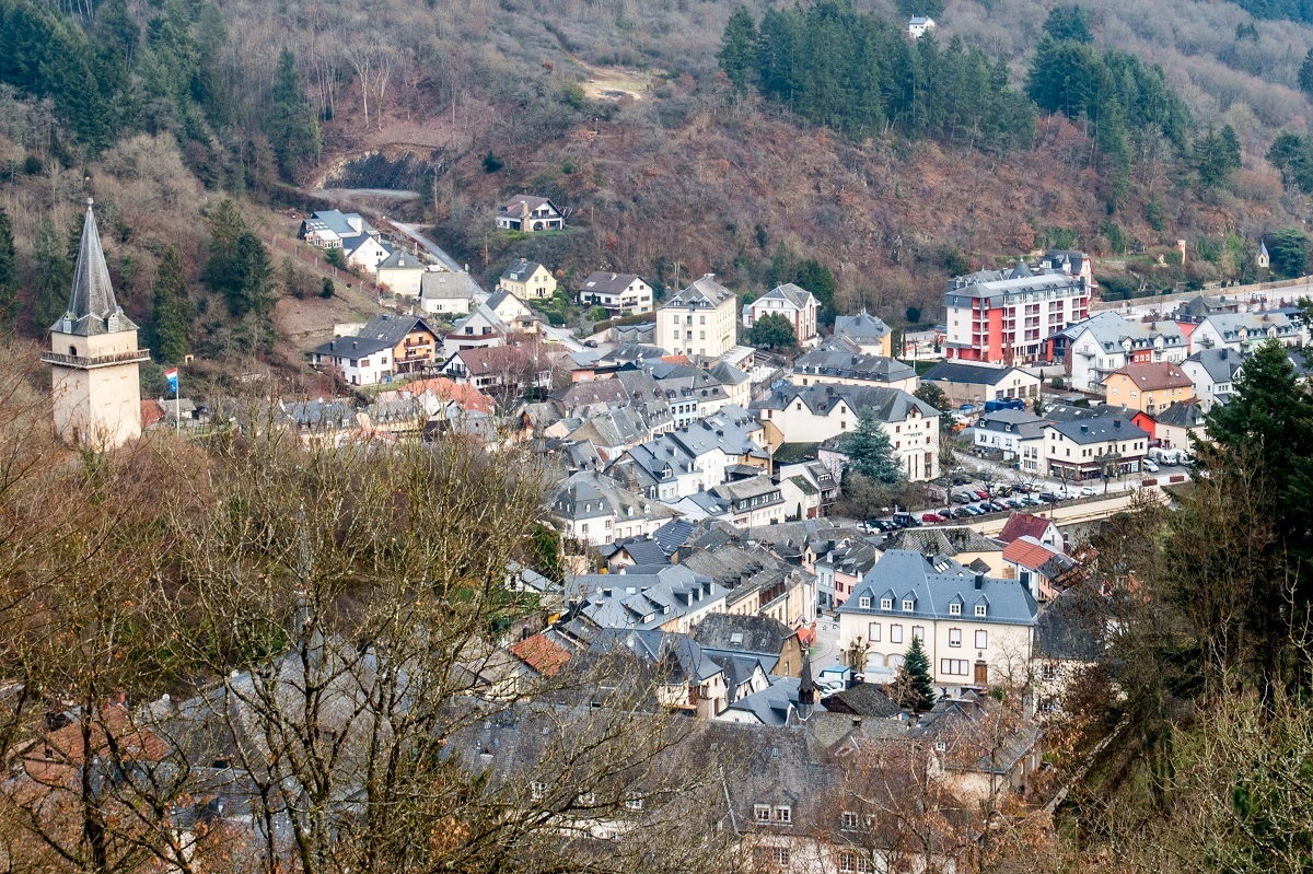 Vianden is where to go in Luxembourg for history and outdoor fun