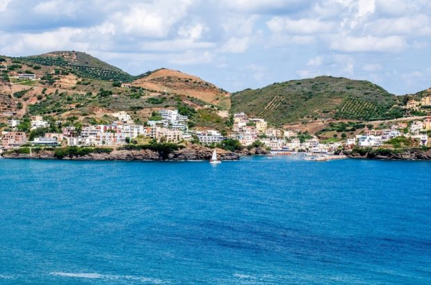 Visiting Crete brings pretty seaside towns and beautiful beaches