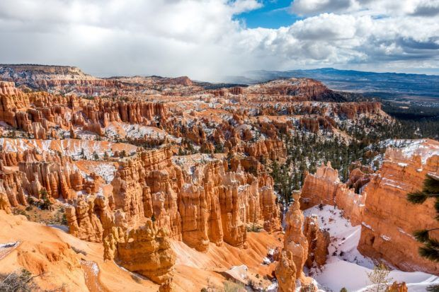 Look for easy ways to help protect fragile environments like Bryce Canyon National Park