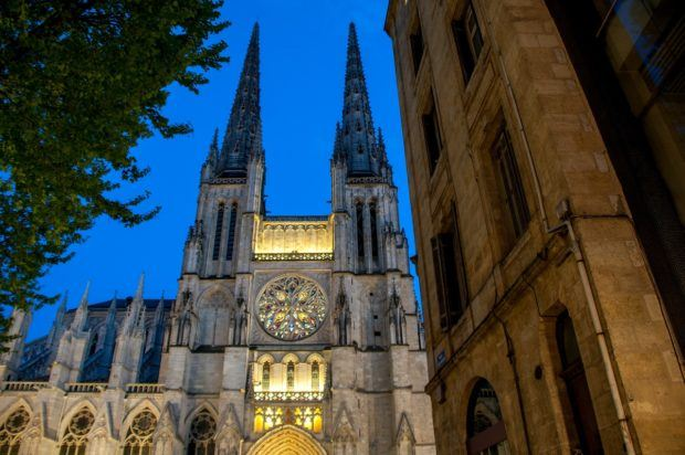 Seeing Cathedral Saint-Andre is what to do in Bordeaux France