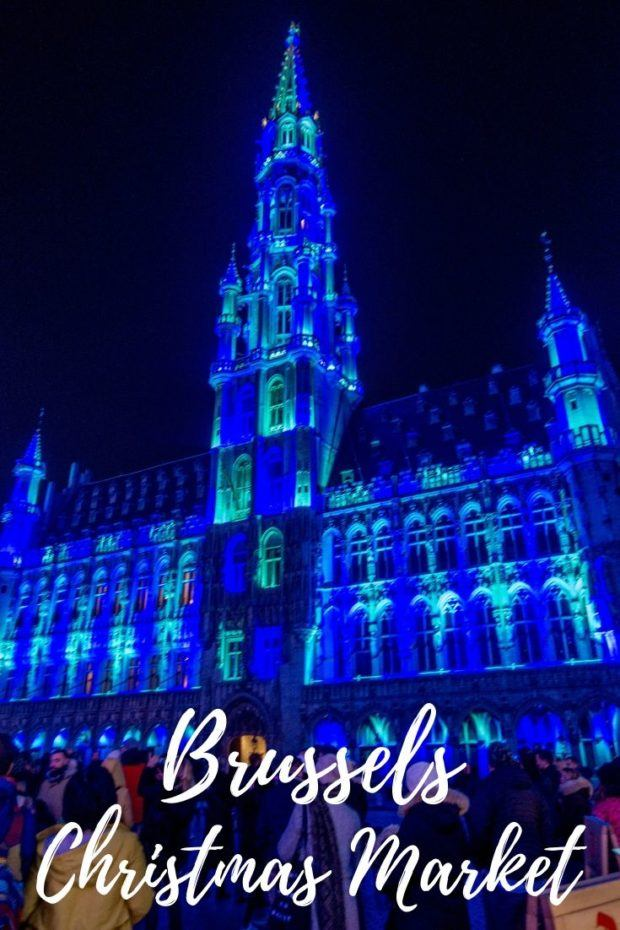 Experience the Joy of the Brussels Christmas Market