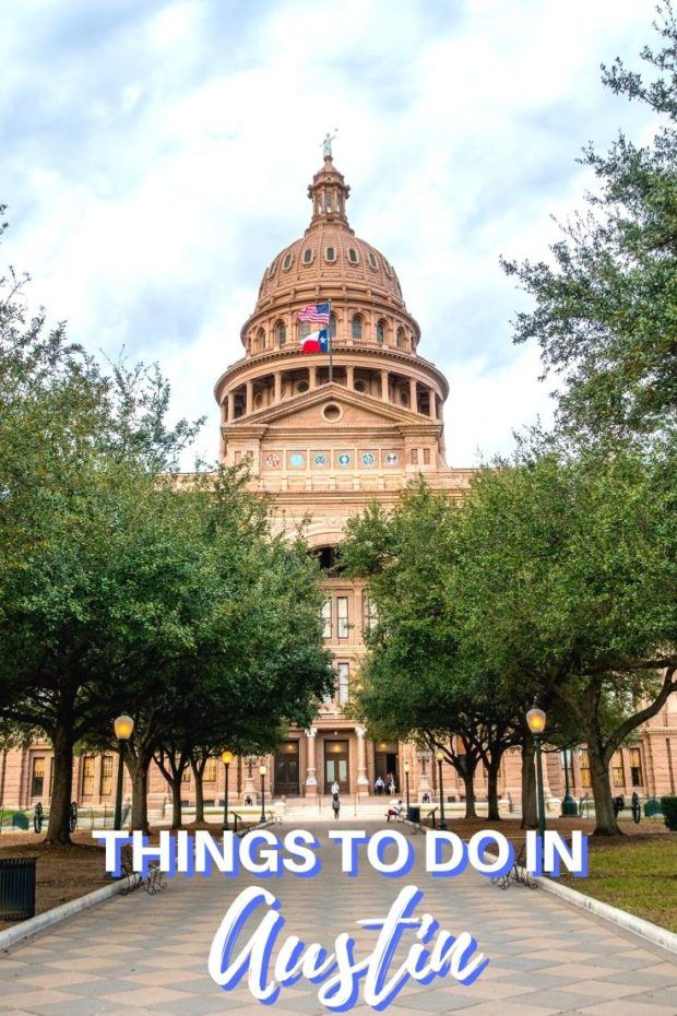 30+ Things to Do in Austin According to a Local