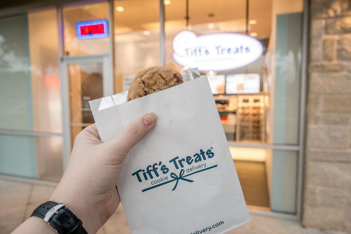 Tiff's Treats cookie