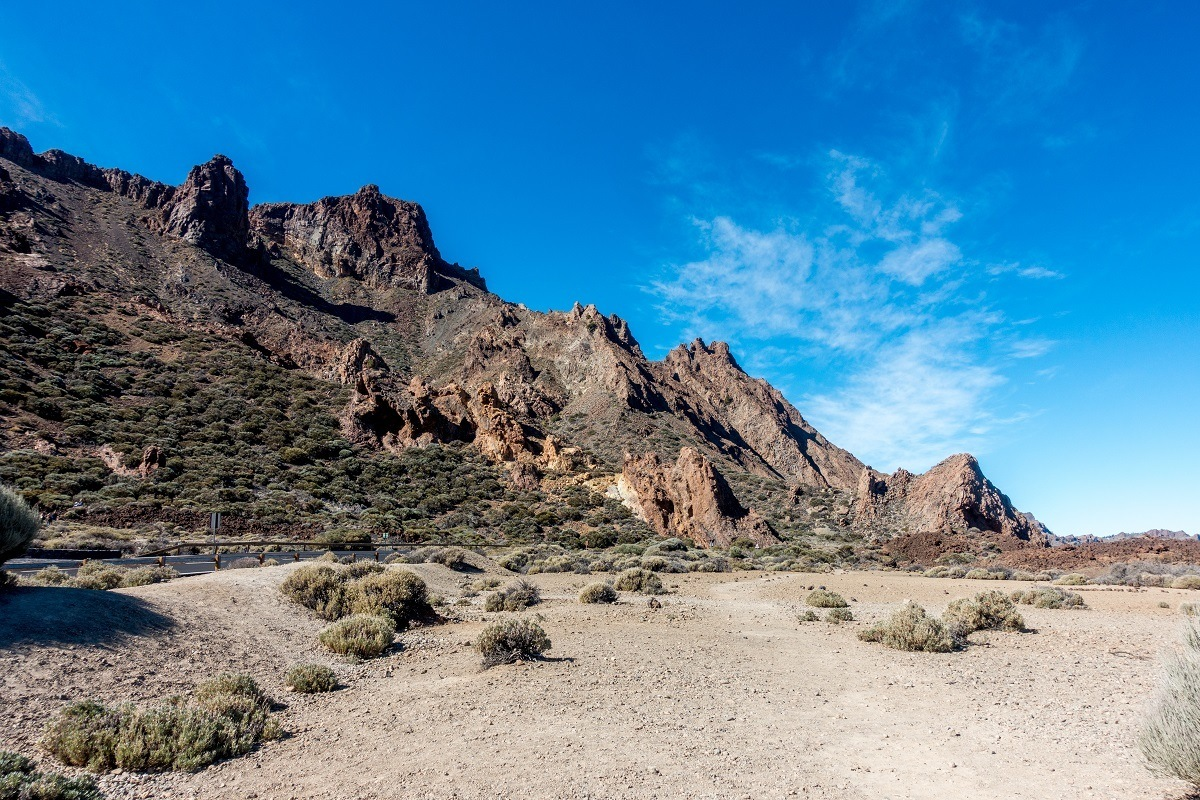 Hiking Mount Teide can be a very rewarding experience.  The volcanic rock formations are beautiful.