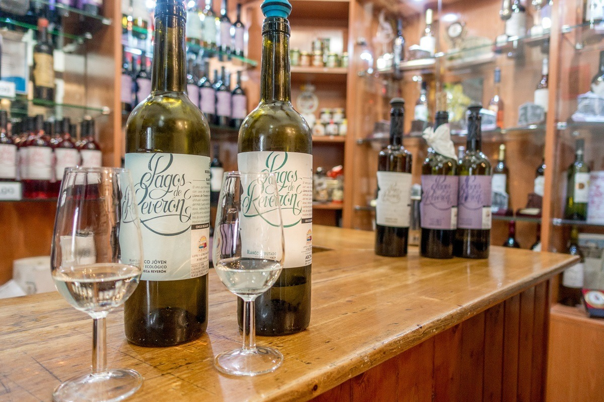 Some of the Tenerife wineries are located right on the El Teide volcano.  Some of the Tenerife trips to Teide stop at the winery Bodega Reveron.