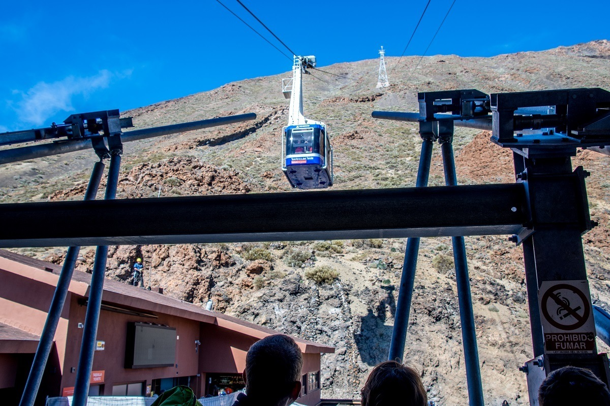 Pre-booking tickets for the Tenerife cable car will help you avoid long lines.  Advance purchase of Mount Teide tickets is highly recommended.
