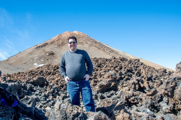Mount Teide facts:  The most famous Spanish volcano can be very cold, so dress appropriately.