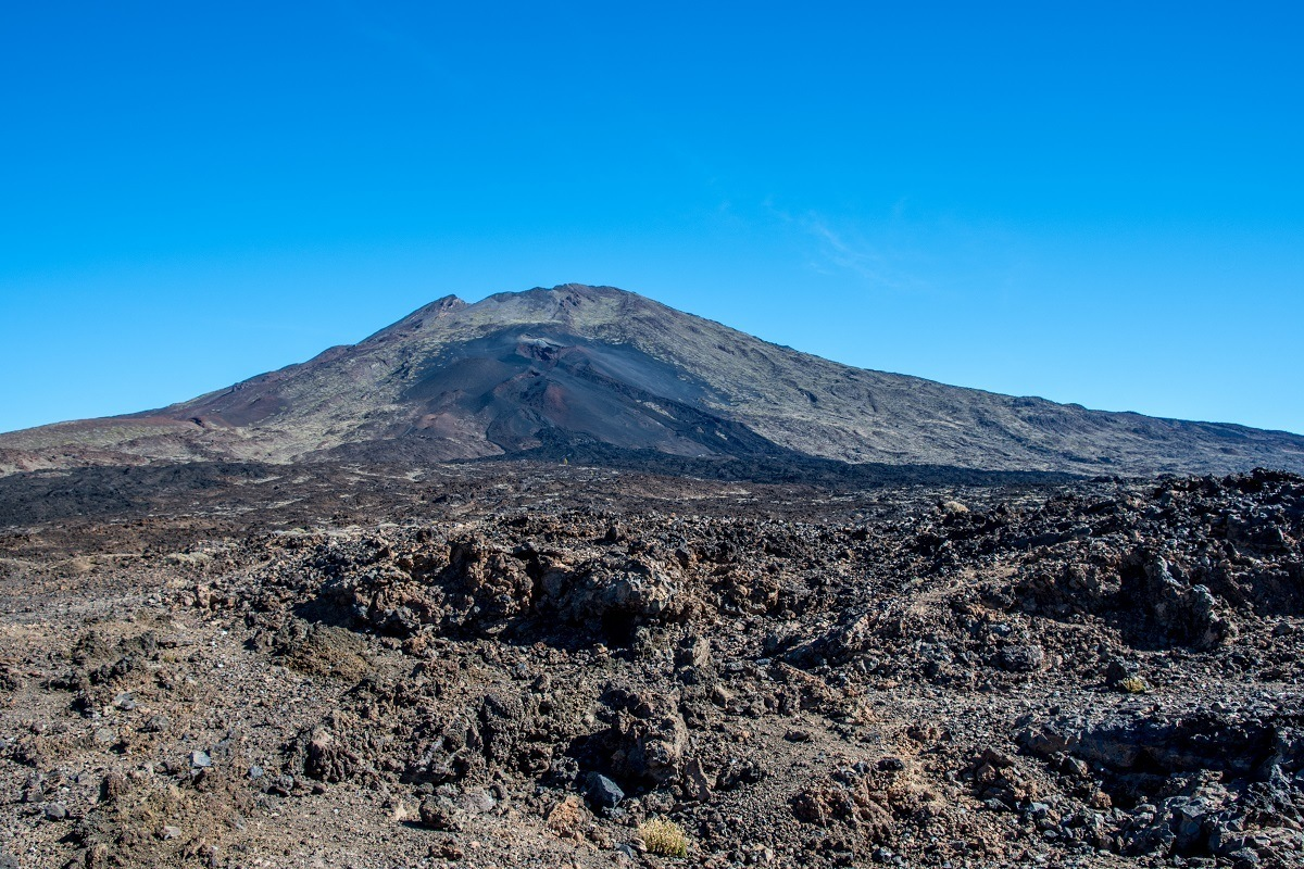Tenerife Mount Teide Photos:  The rocky volcano of Teide is the most popular attraction in Tenerife.