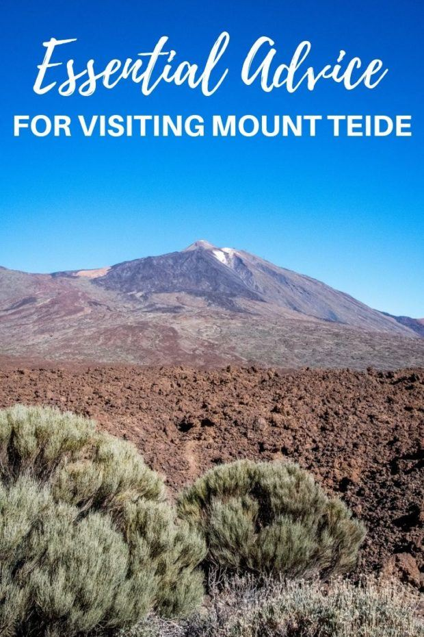 The Ultimate Guide to Visiting Mount Teide