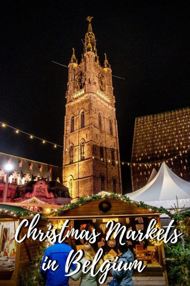 Six Belgium Christmas Markets to Get You in the Holiday Spirit