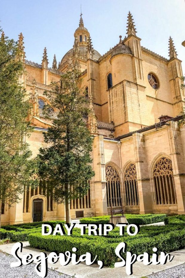 Finding the Soul of Segovia, Spain