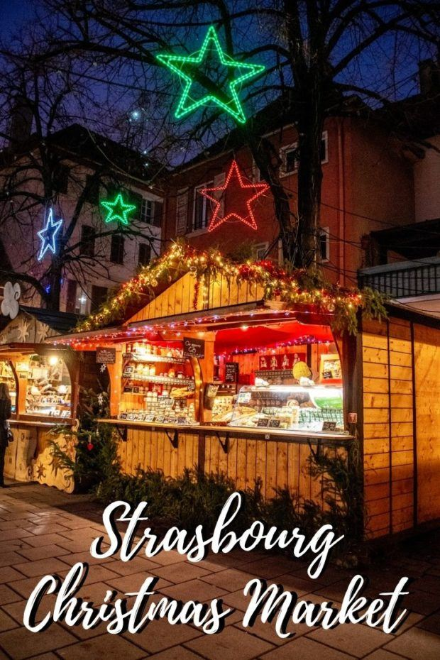 Seasonal Fun at the Strasbourg Christmas Market