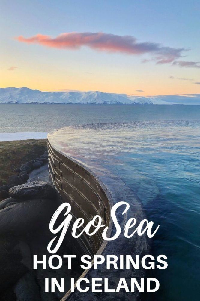 In Hot Water: Visiting the GeoSea Geothermal Sea Baths