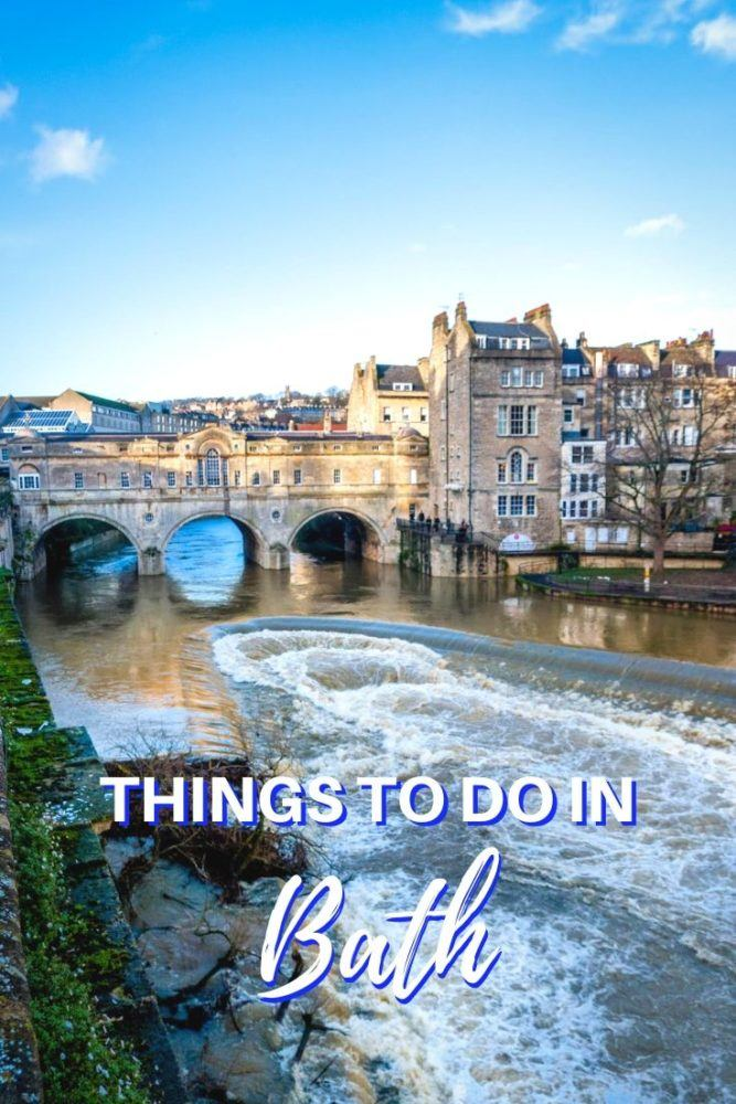 From Bubbles to Buns: An Ideal Weekend in Bath, England