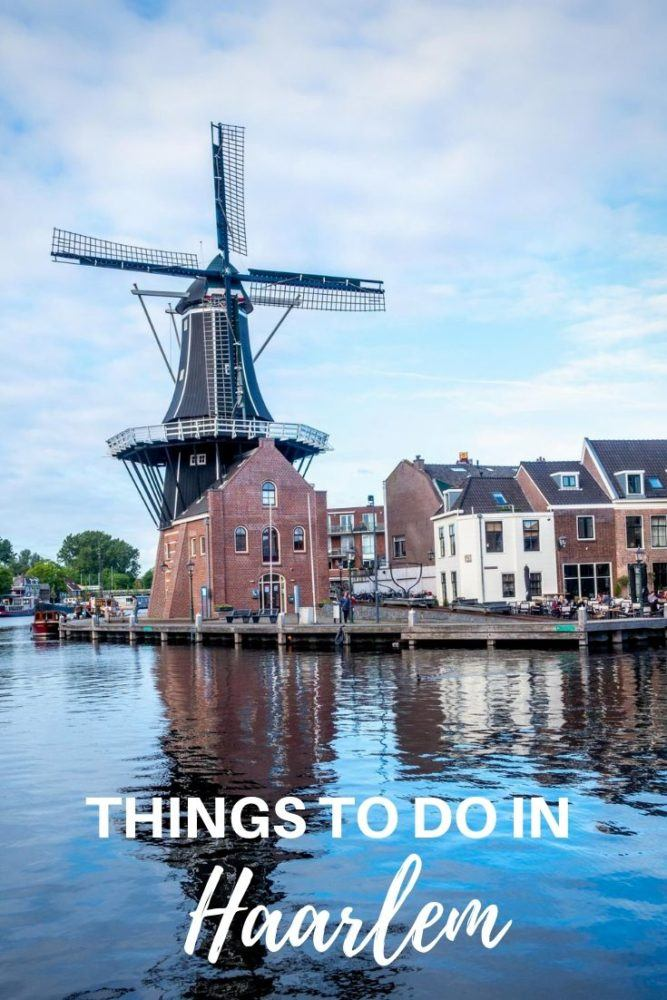 14 Things to Do on a Haarlem Day Trip