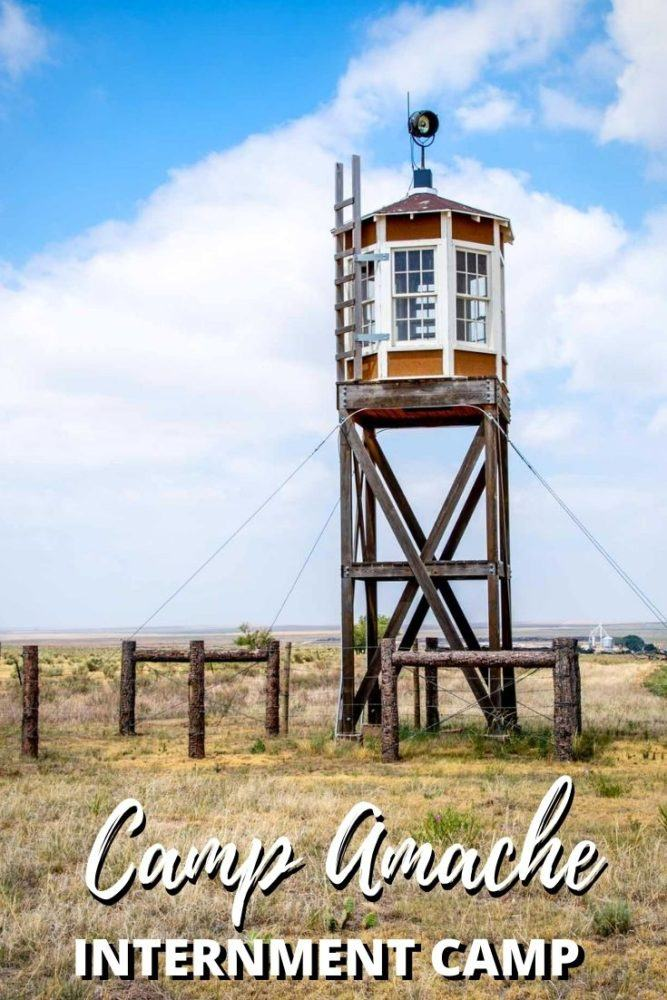 A Somber Visit to Camp Amache, the Granada Relocation Center