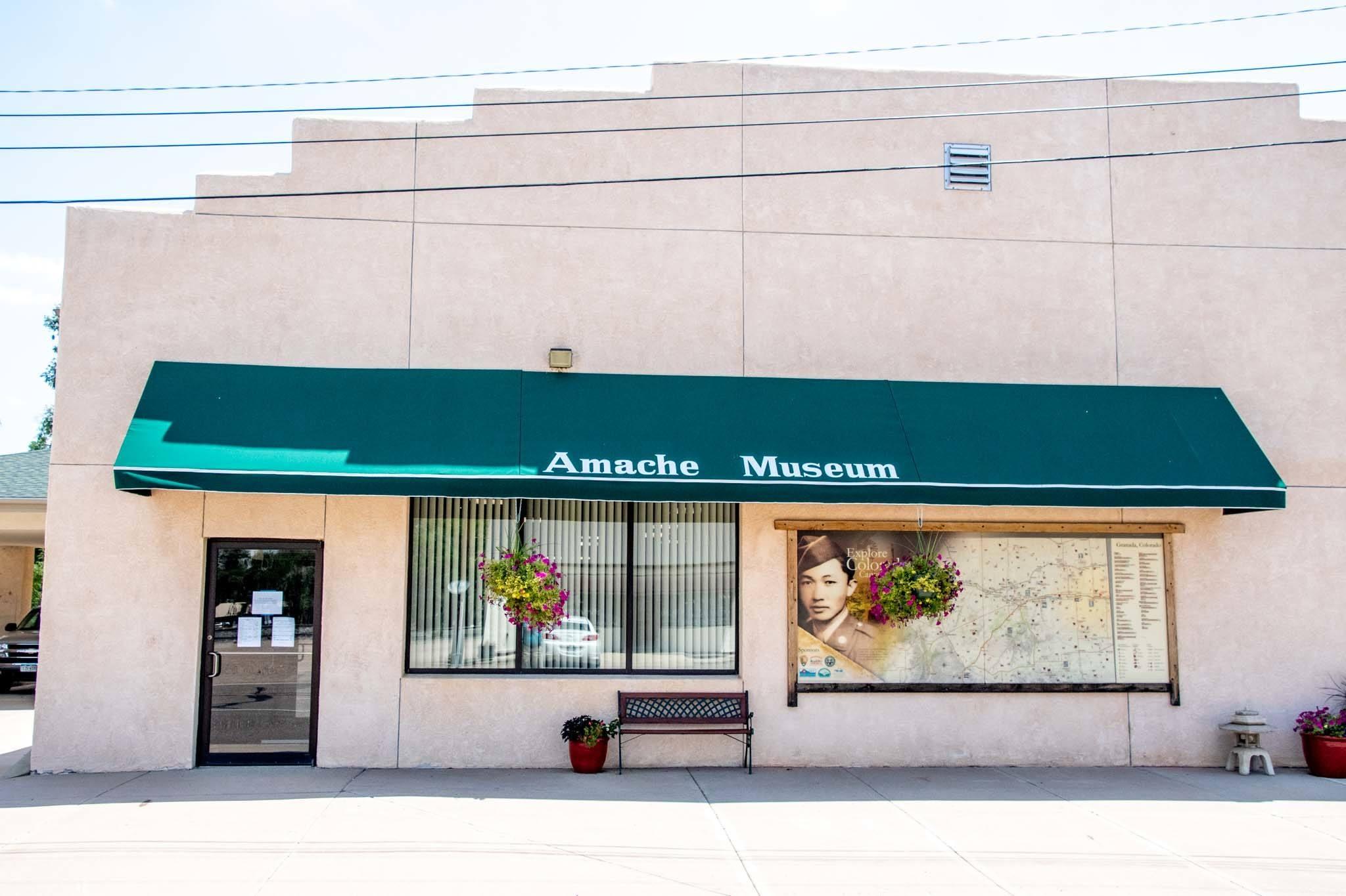 The Amache Museum in Granada Colorado