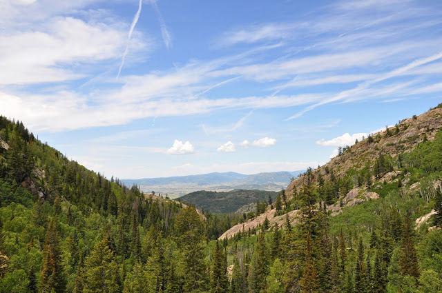 View of the Yampa River Valley