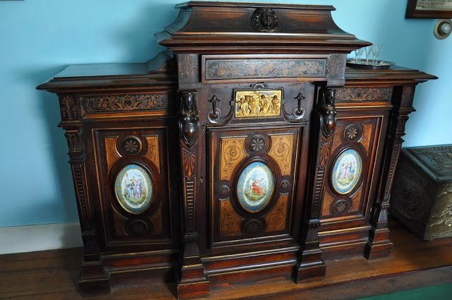 Chest in the LaPorte House