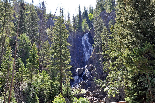 Lower Fish Creek Falls