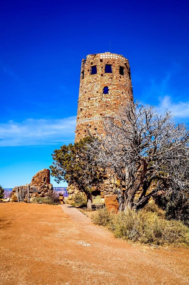 Circular Indian Watchtower